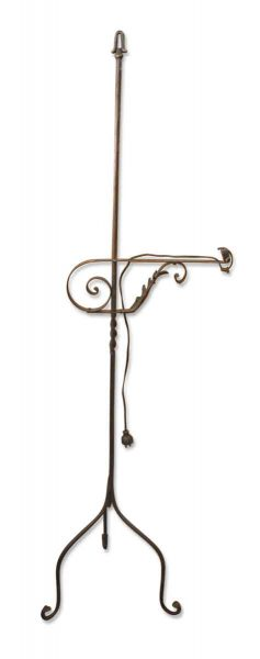 Iron Lamp Stand