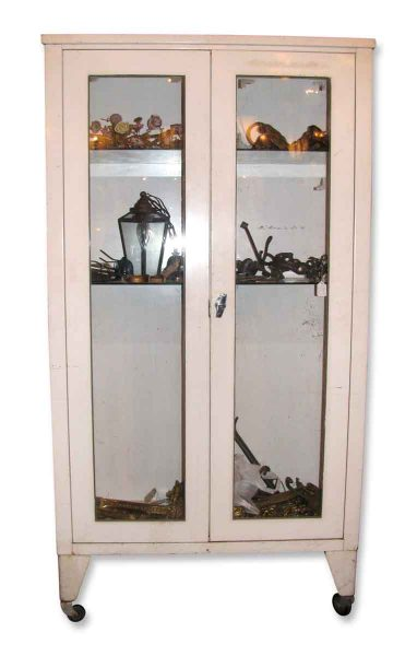 Steel Medical Cabinet