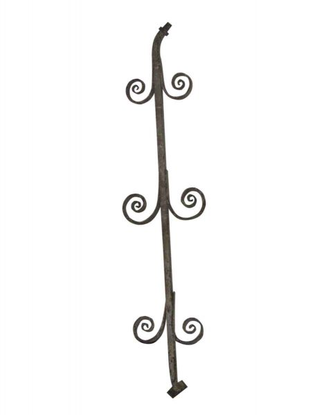 Original Iron Balustrade