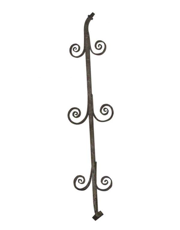 Original Iron Balustrade