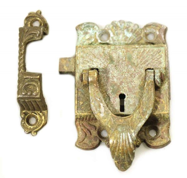 Vintage Ice Box Latch