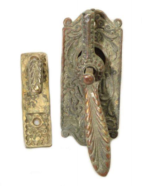 Large Bronze Latch