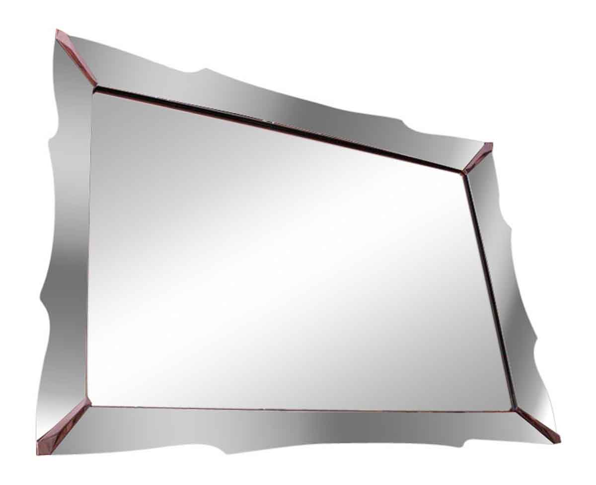 Art deco wall mirrors