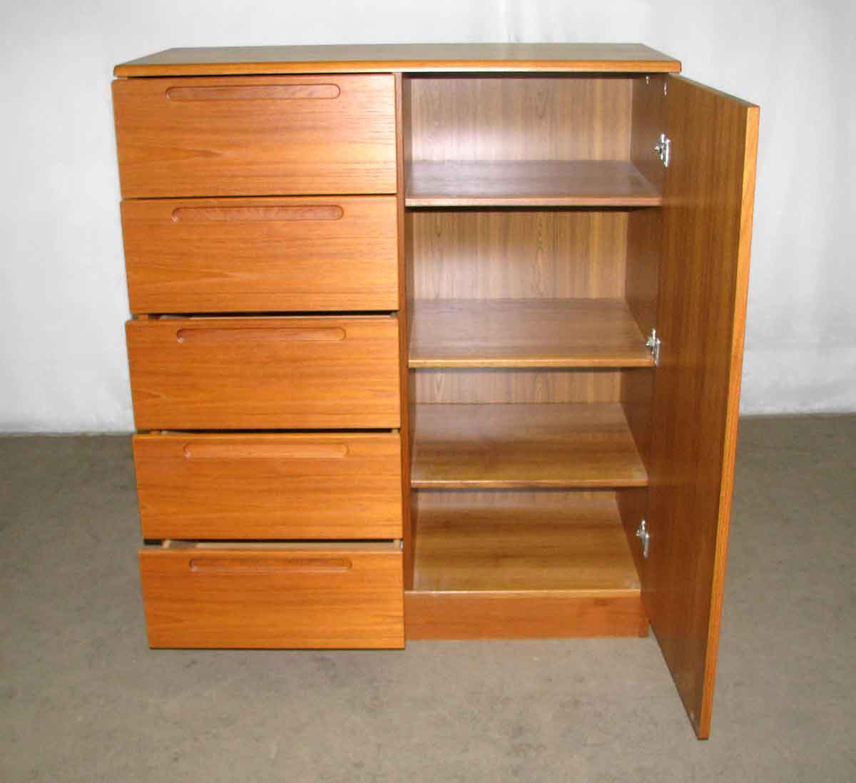 Danish Modern Dresser Olde Good Things