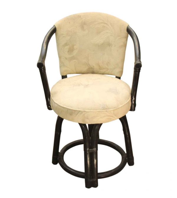 Set of Four Mid Century Swivel Chairs