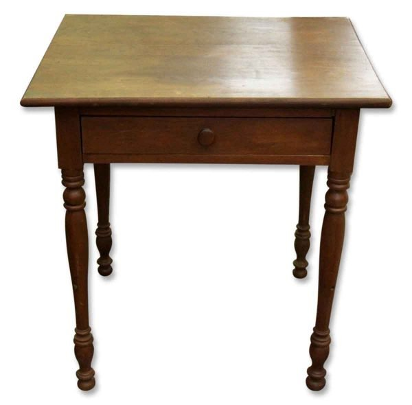 1880s Pine Side Table