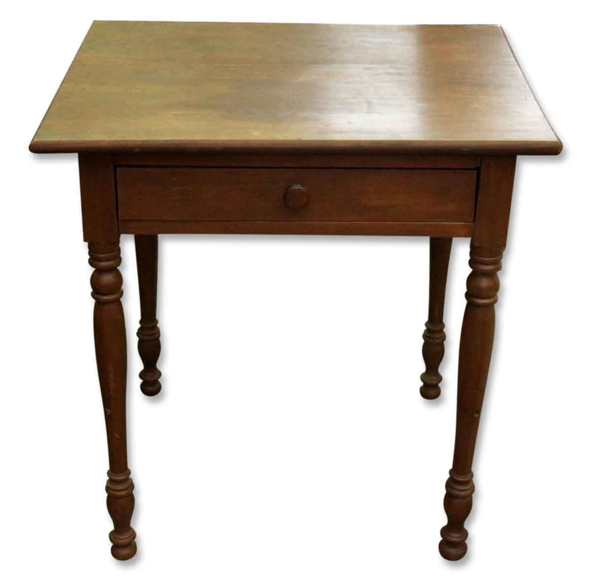 1880s pine side table olde good things - Antique side tables for living room ...
