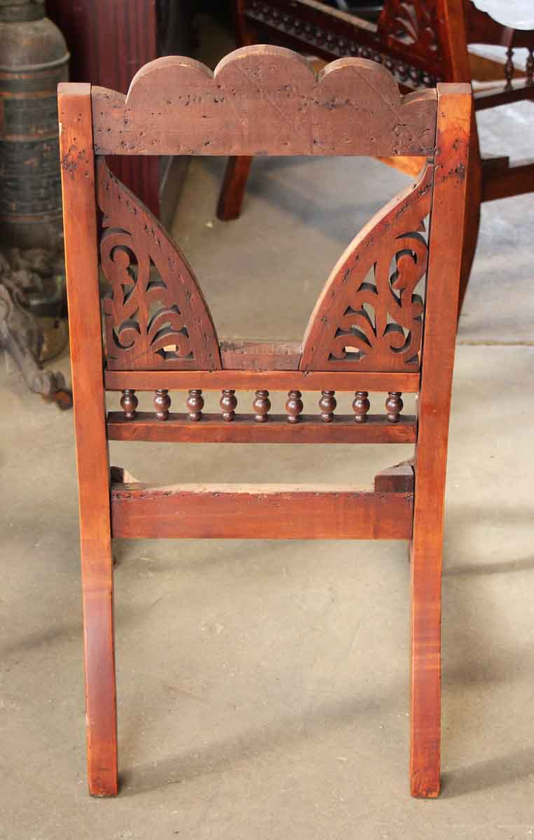 Eastlake Settee Side Chair Frames Olde Good Things