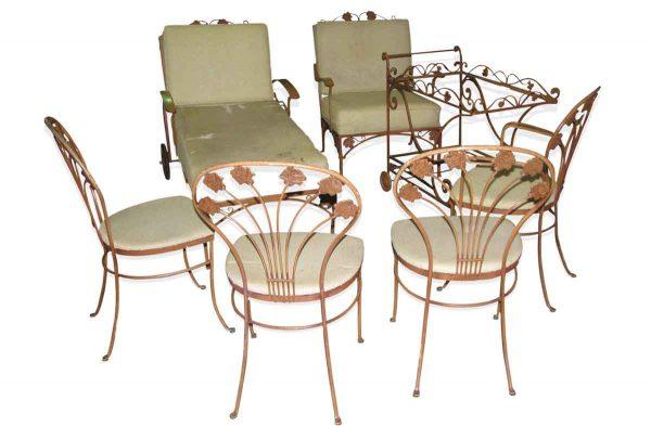 Iron Furniture Set