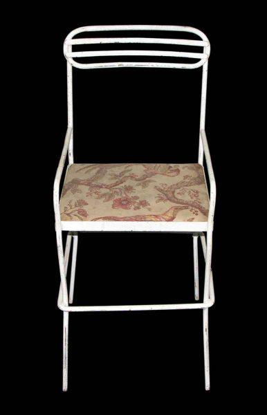 Simple Metal Patio Chair