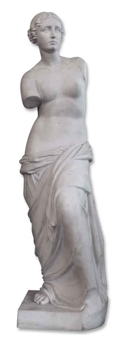 Venus de Milo Statue Composite
