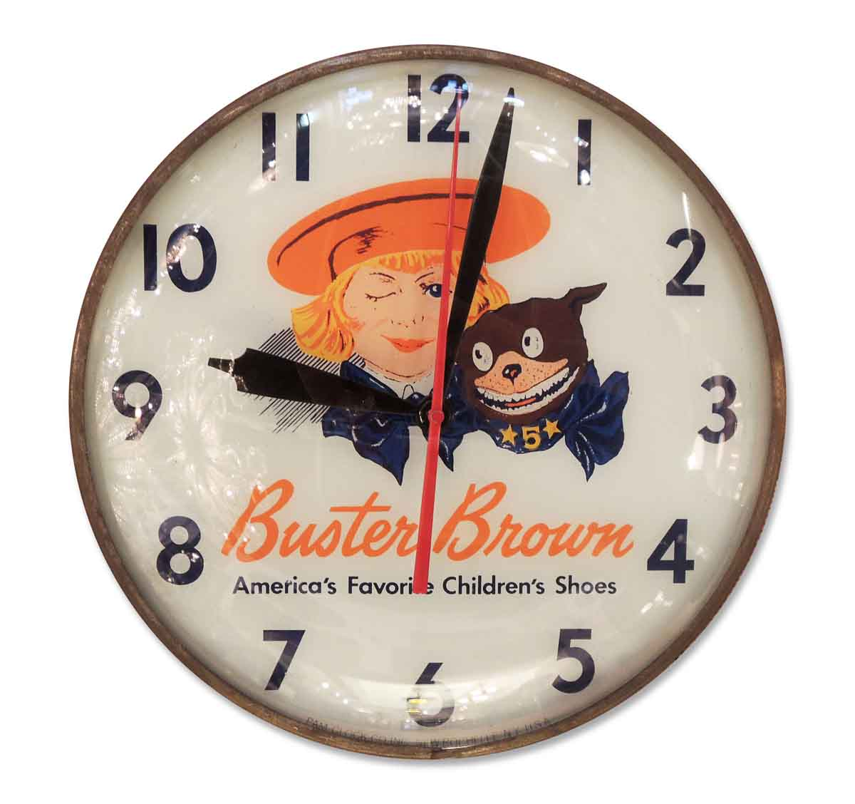 Vintage Buster Brown 44