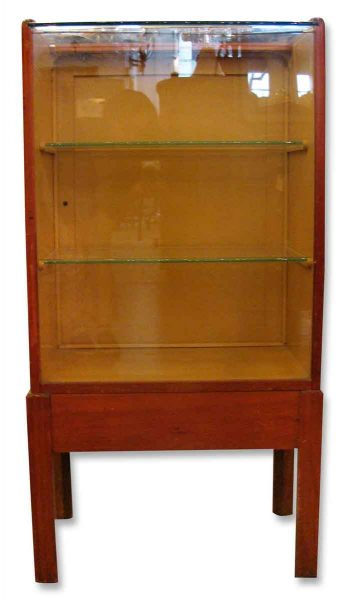 Small Display Antique Cabinet