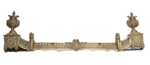 Gilded Decorative Chenet