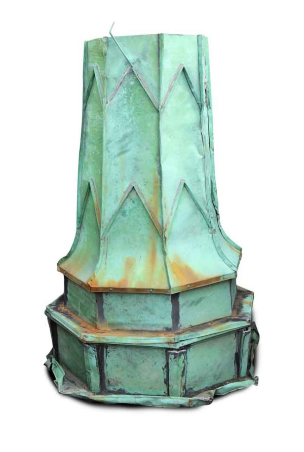 Copper Column Base