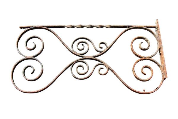 Iron Fencing Piece
