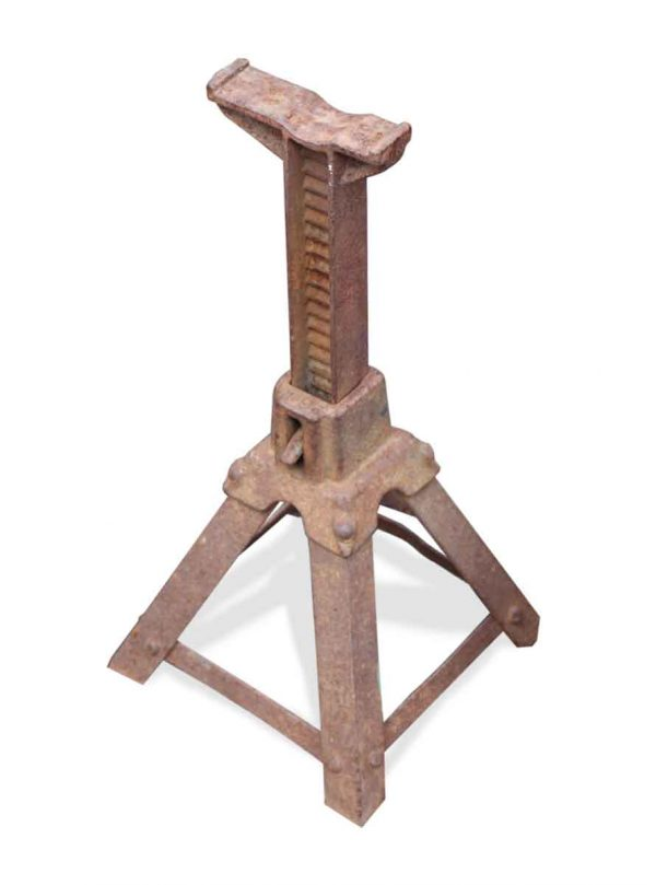 Old Iron Jack  for a Lamp Base or Stand