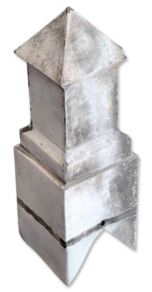 Building Zinc Finial from Belgium