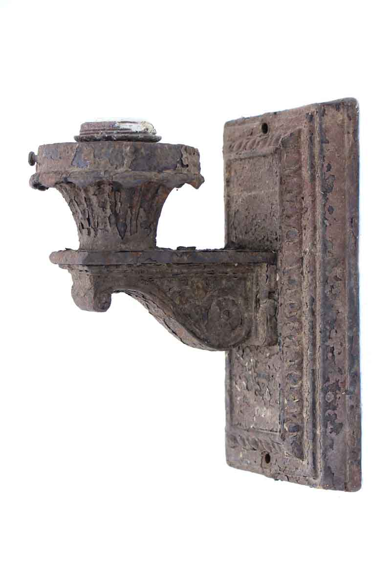 Cast Iron Out Door Sconces Olde Good Things