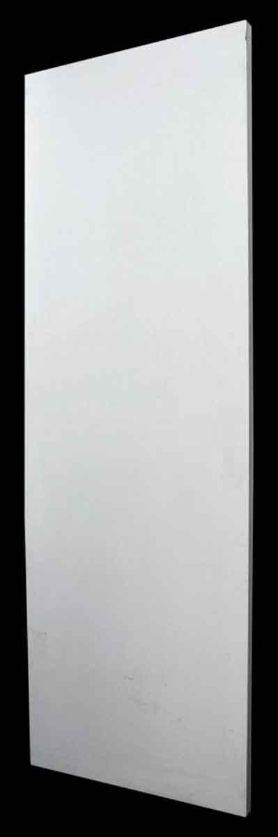 Plain White Solid Door