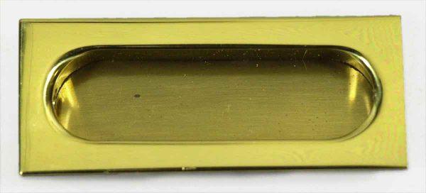 Antique Brass Bin Pull or Window Sash Lift