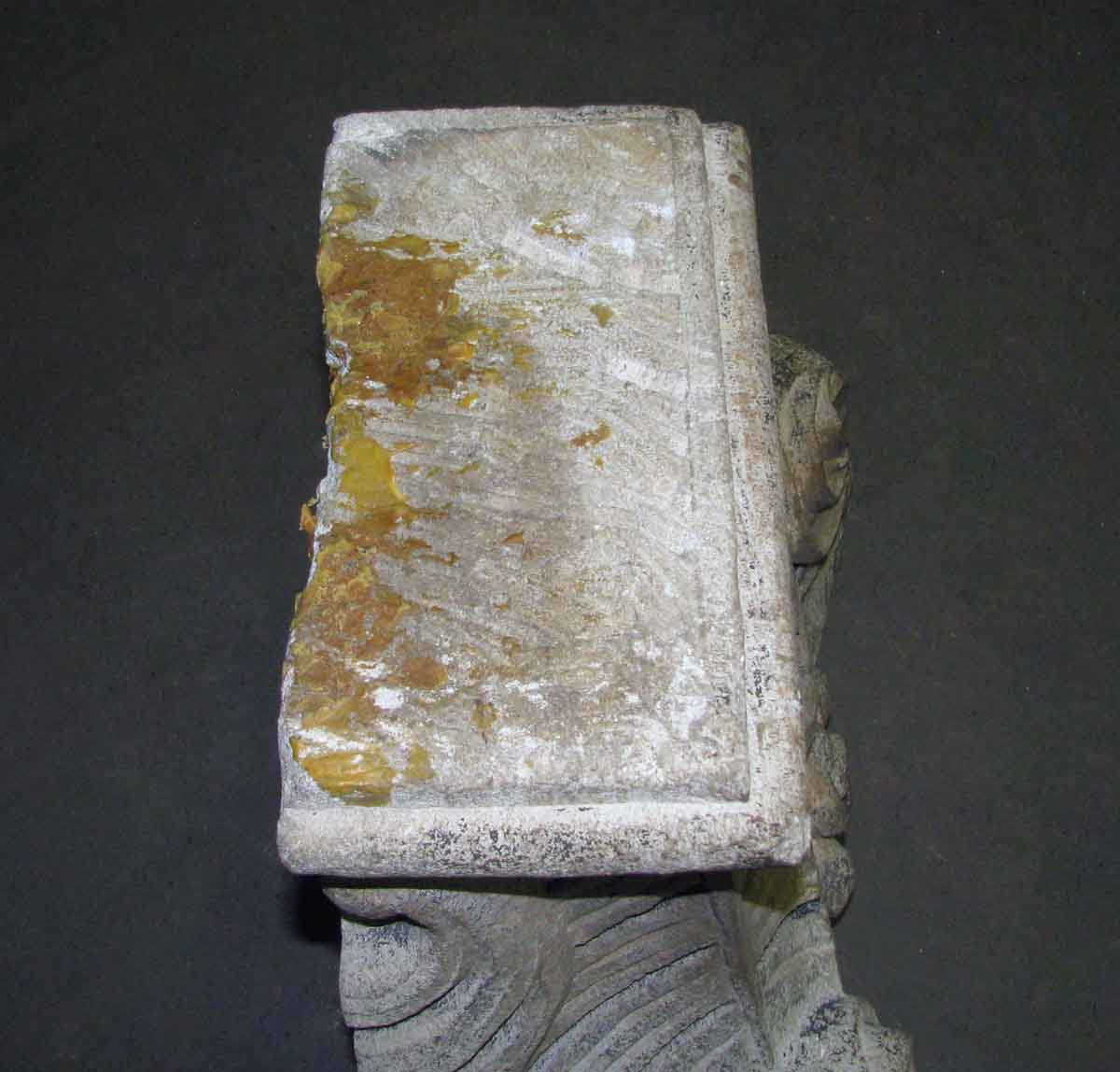 Carved limestone pilaster capitals olde good things