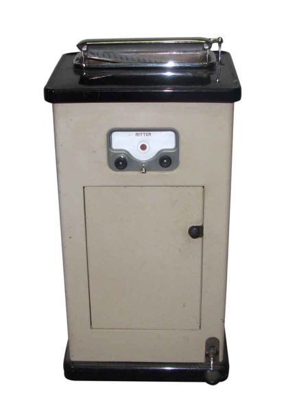 Ritter Sterilizer Machine with Two Trash Cans