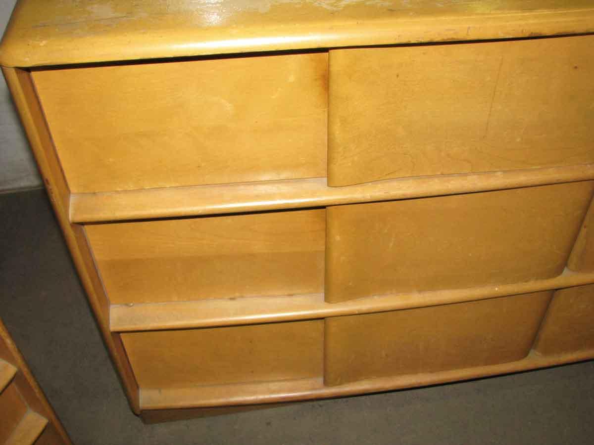 Mid Century Maple Bedroom Set Heywood Wakefield Olde