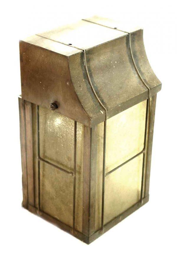Vintage 1970s Lantern