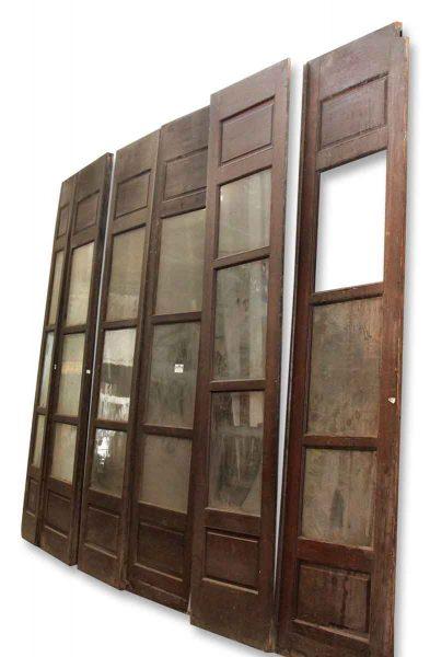 Oversized Interior & Mahogany Doors