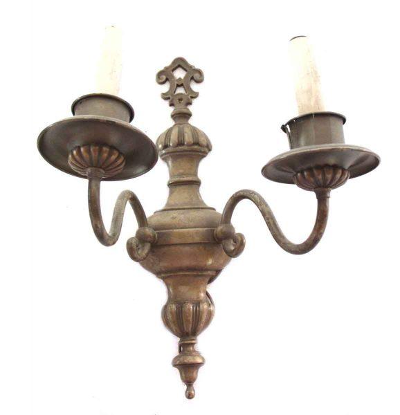 Bronze Regency Style Sconce