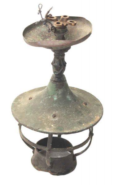 Copper or Bronze Porch Lantern Frame