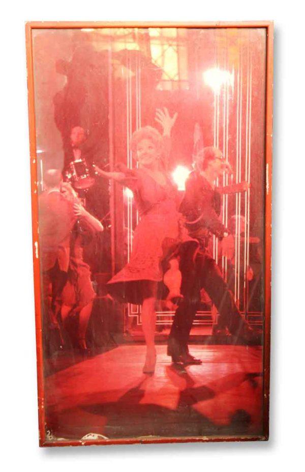 Framed Dancer Picture
