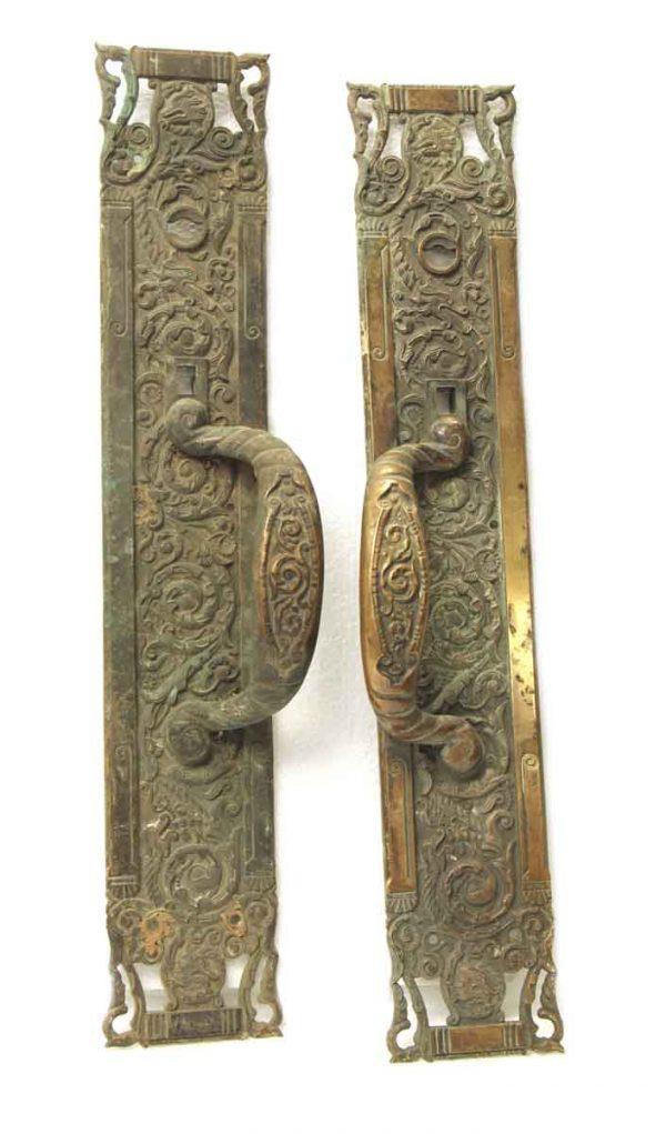 Columbian Bronze Door Pulls