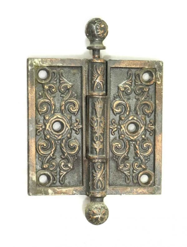 Ornate Ball Tip Hinges