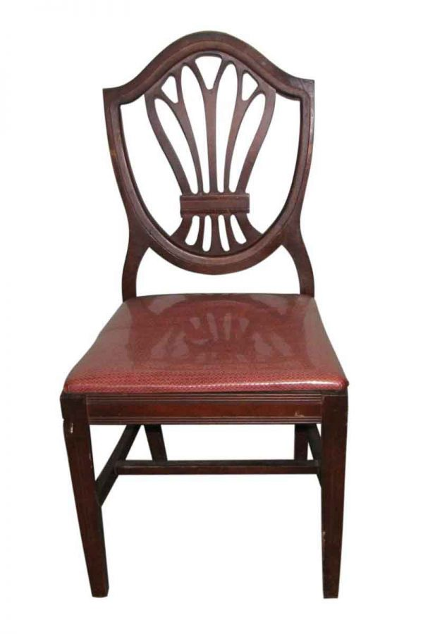 Classic Mahogany Dining Chairs