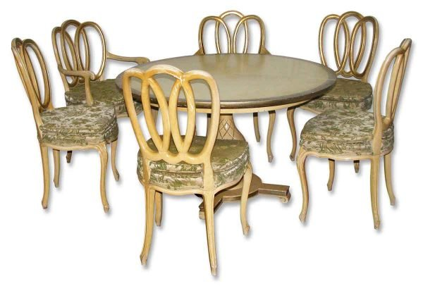 Breakfast Table & Chairs Set
