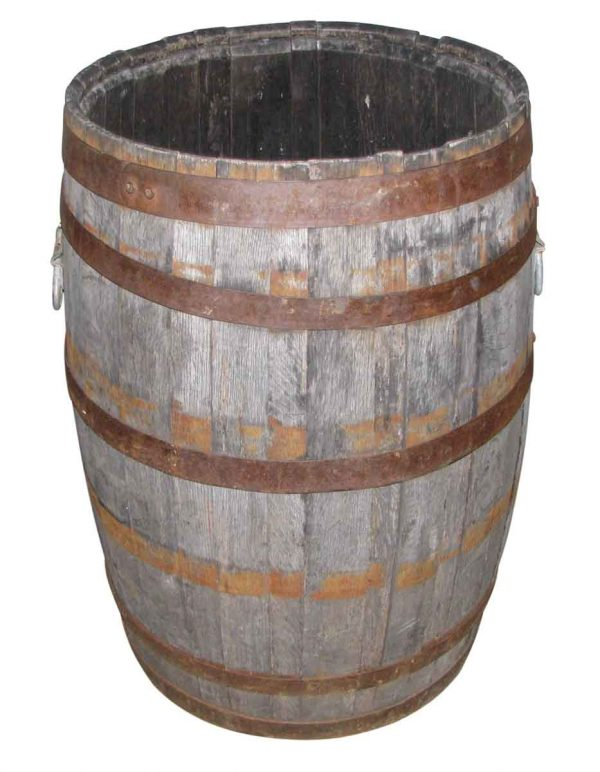 Antique Wine Barrels