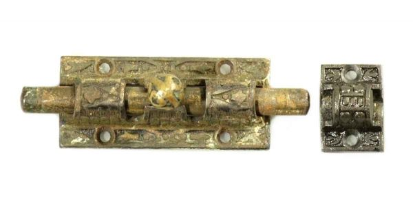 Victorian Slide Bolt for Door