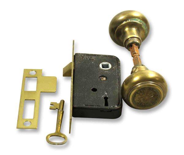 Yale Lock & Knob Set