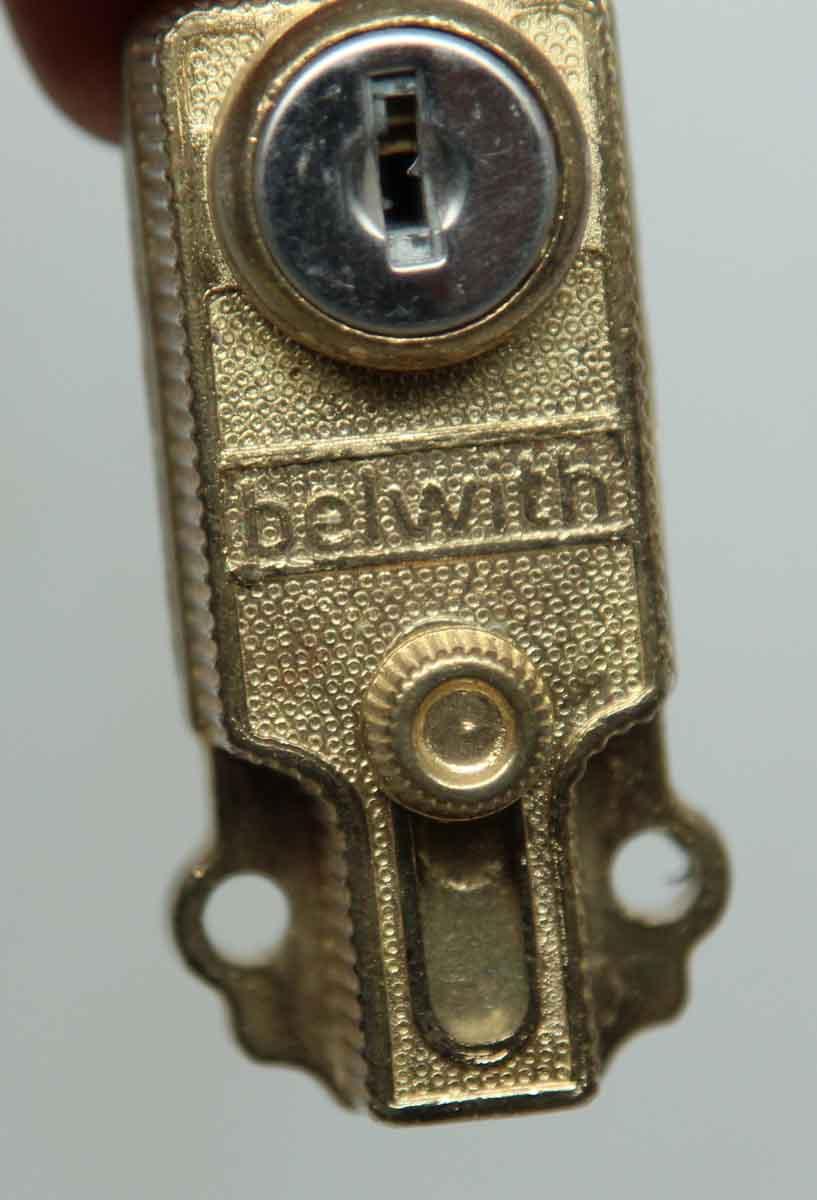 Belwith Lock Set Olde Good Things