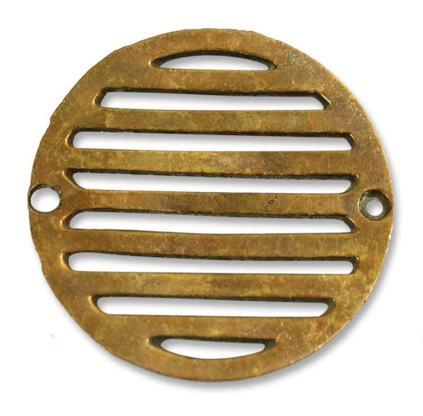 Antique Brass Drain Hardware