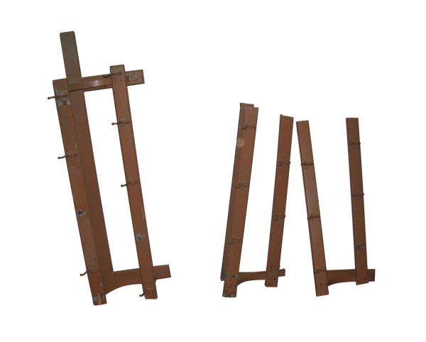 Set of Three Coat Racks