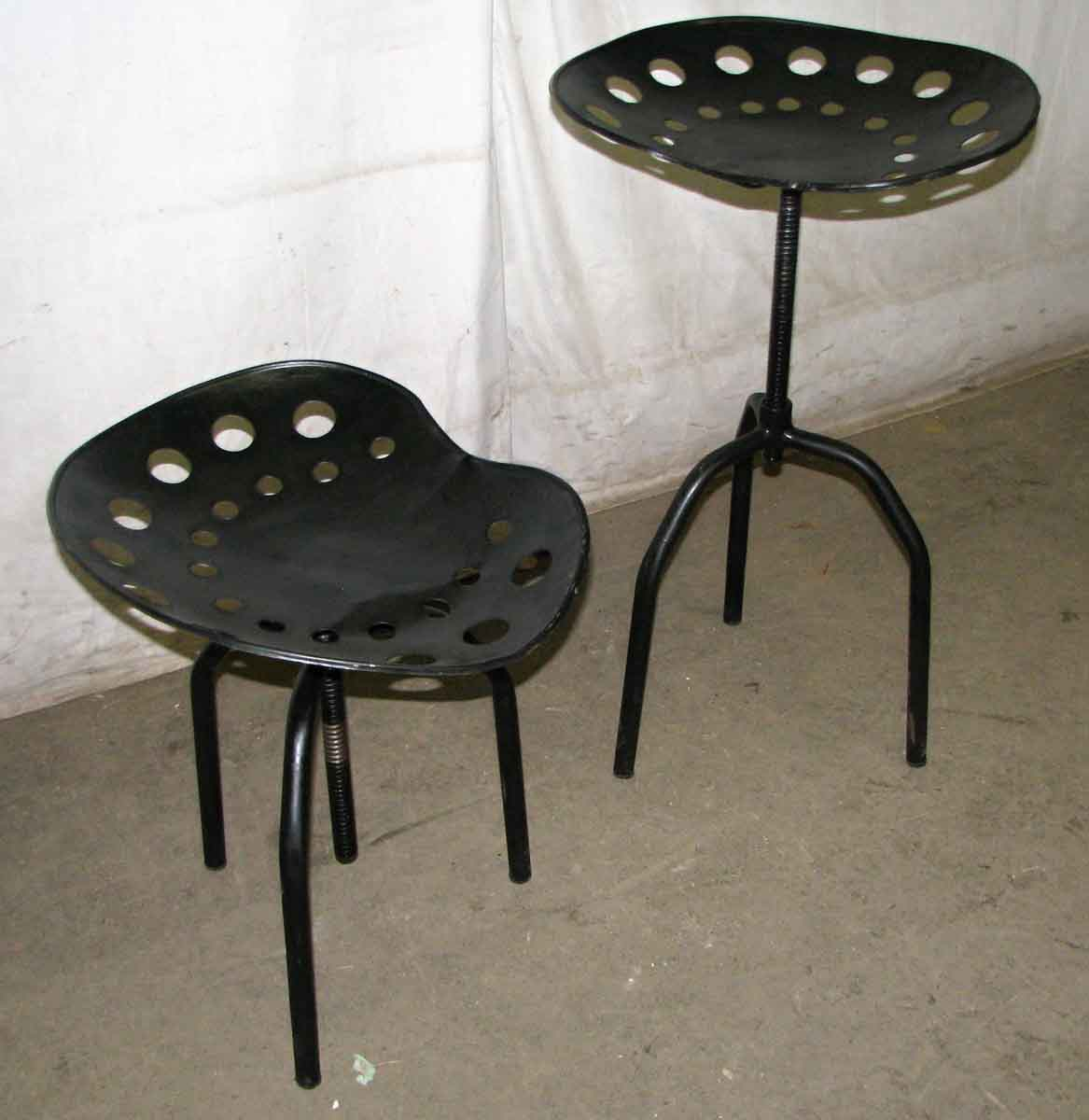 Antique Tractor Furniture : Iron tractor seat stool olde good things