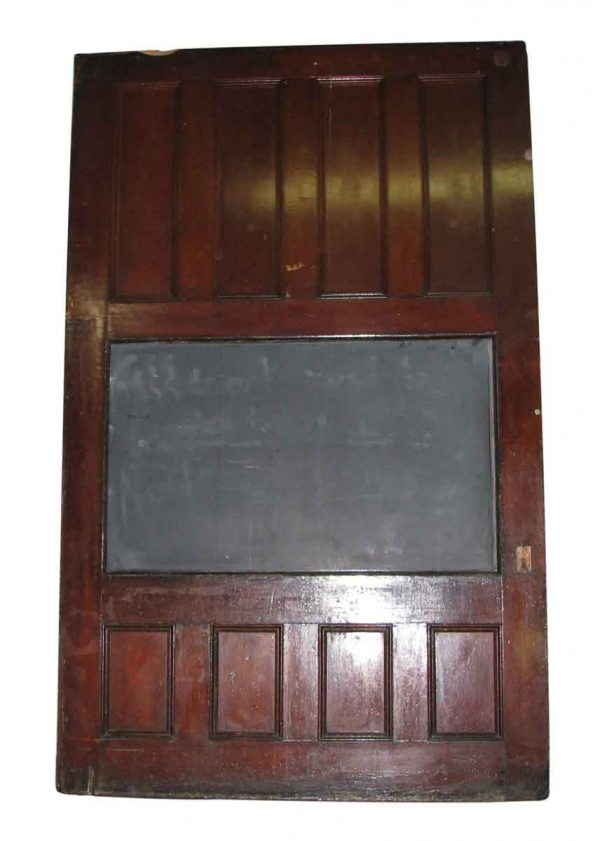 Huge Paneled Doors or Room Dividers with Chalk Board Center
