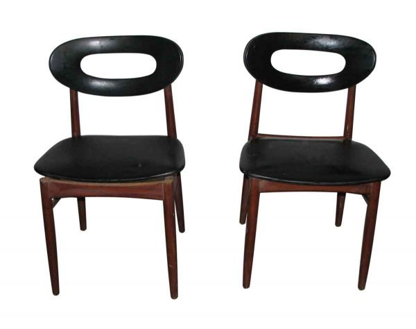 Mid Century Danish Modern Chairs