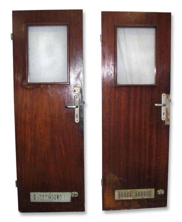 Wood Boat Door
