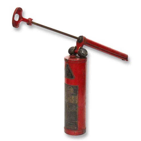 Wilbur Vintage Fire Extinguisher
