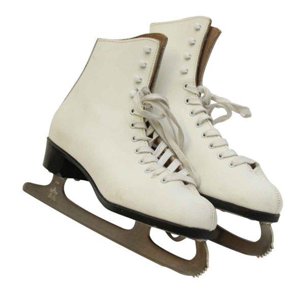 Vintage Figure Skating Ice Skates
