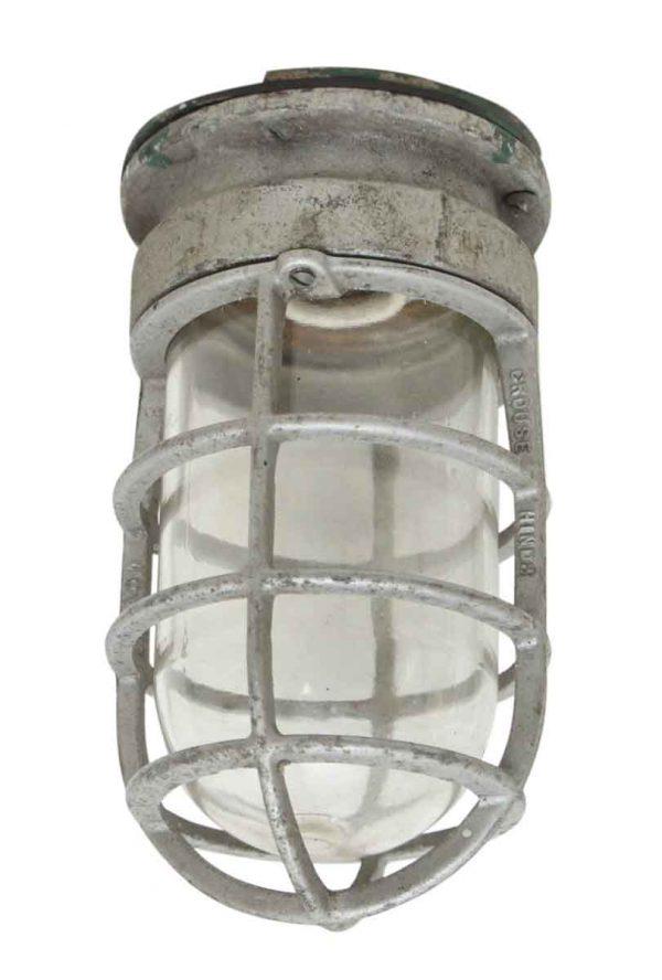 Cast Aluminum Industrial Cage Light